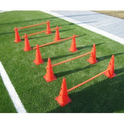SET CONES BARRES